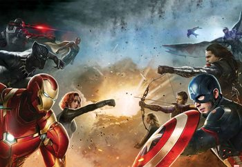 Marvel Avengers (10902) Fototapet