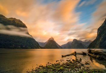 Milford Sound Fototapet
