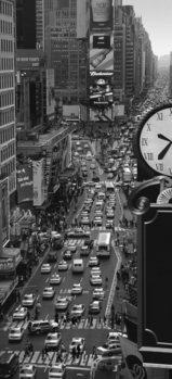 New York - Times Square Night Fototapet