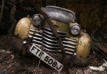 Opel Olympia Fototapet