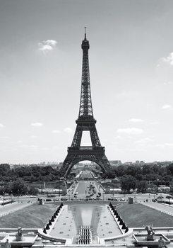 Paris - Eiffel Tower Fototapet