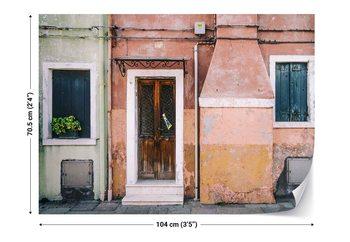 Pastel Street Fototapet