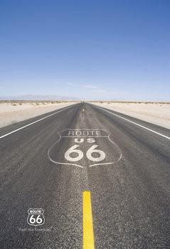 Route 66 - Road Fototapet