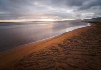 Silence, Sea And Sky Fototapet
