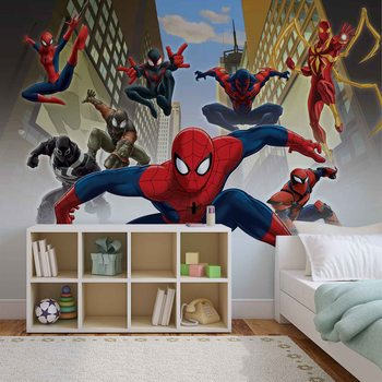 Spiderman Marvel Fototapet