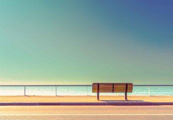 The Bench Fototapet