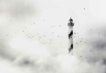 The Fog Fototapet