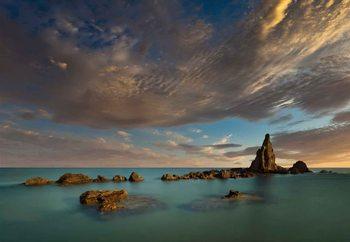 The Mermaids Reef Fototapet