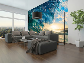 The Perfect Wave Fototapet