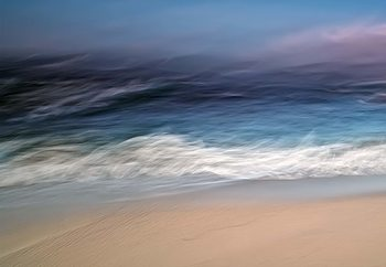 The Wind Fototapet