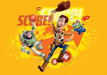 Toy Story Disney Fototapet