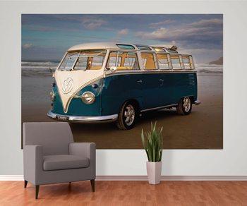 VW Volkswagen - Camper Fototapet