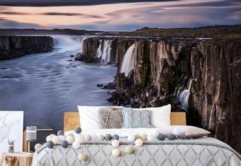 Waterfalls Fototapet