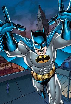 Batman - Roof fotótapéta