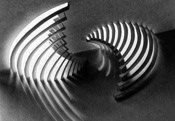 Curved Stages Tapéta, Fotótapéta