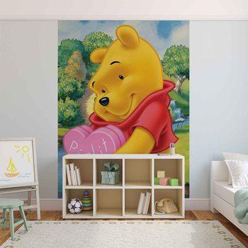Disney Winnie Pooh Bear Fali tapéta
