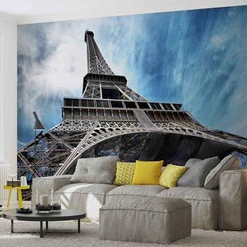 Eiffel Tower Paris Tapéta, Fotótapéta