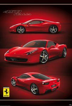 Ferrari Fali tapéta