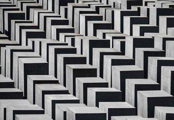 Holocaust Memorial Tapéta, Fotótapéta