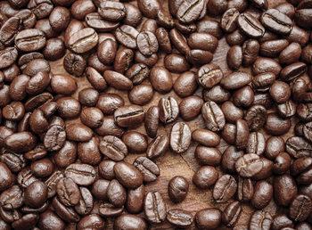 Kávébab Fali tapéta