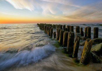 Lace Sunset Tapéta, Fotótapéta