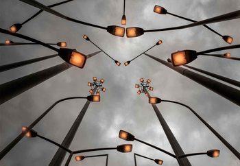 Lights Tapéta, Fotótapéta