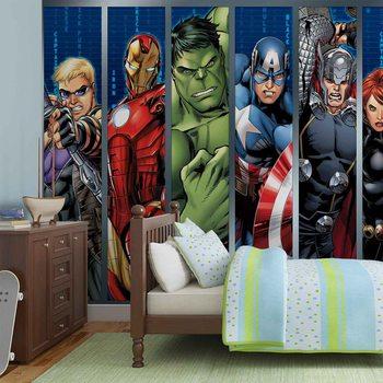 Marvel Avengers Tapéta, Fotótapéta