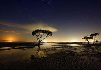 Moonrise Tapéta, Fotótapéta