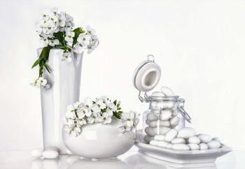 Porcelain Tapéta, Fotótapéta