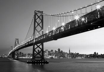 SAN FRANCISCO  Fali tapéta