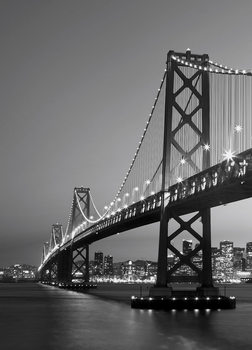 SAN FRANCISCO - skyline fotótapéta