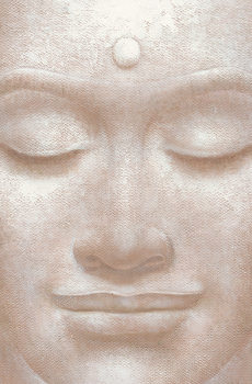 SMILING BUDDHA - wei ying wu fotótapéta