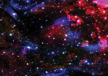 Space Stars Tapéta, Fotótapéta
