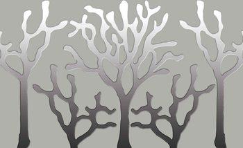 Tree Abstract Tapéta, Fotótapéta