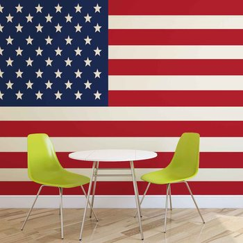 USA America Flag Tapéta, Fotótapéta