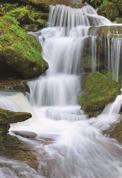 Vízesés Fali tapéta