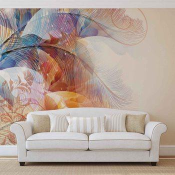 Abstraktné umenie Fototapeta