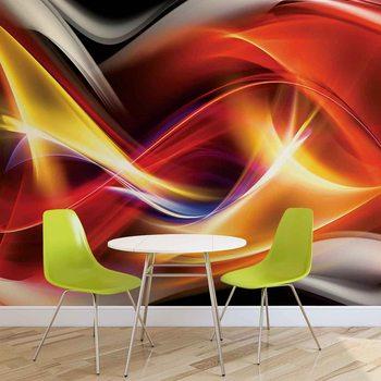 Art abstrait Fototapeta