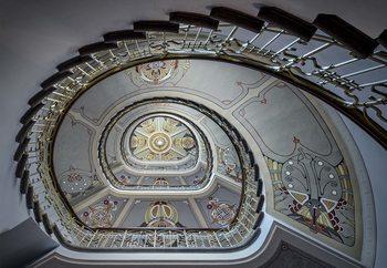 Art Nouveau In Riga Fototapeta