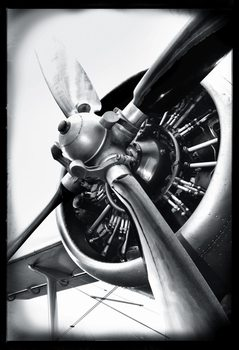 Aviator - Aeroplane Fototapeta