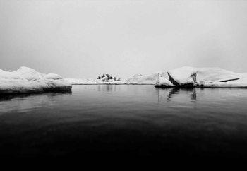 Black And White Fototapeta