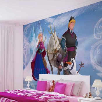 Disney Frozen Fototapeta