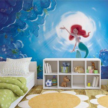 Disney Little Mermaid Ariel Fototapeta