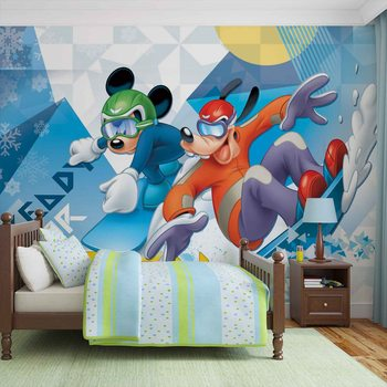 Disney Mickey Mouse Fototapeta