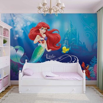 Disney Princesses Ariel Fototapeta