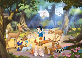 Disney Princesses Snow White Fototapeta
