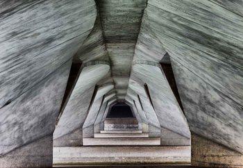 Esplanade Bridge Fototapeta