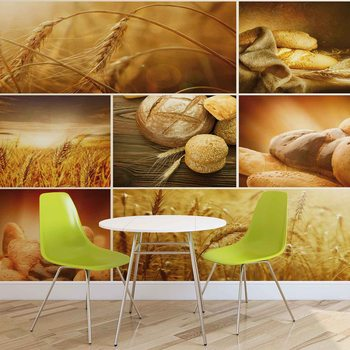Food Bread Fototapeta