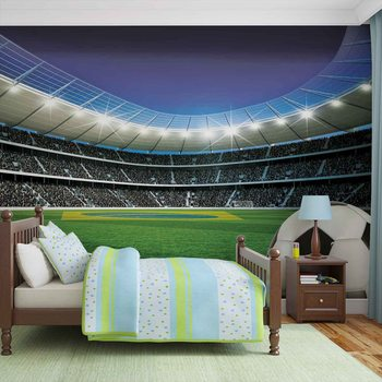Football Stadium Sport Fototapeta