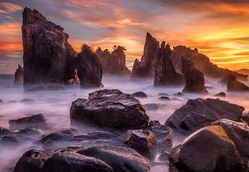 Heaven Of Rocks Fototapeta